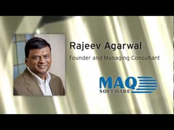 Rajeev Agarwal's finalist interview for the 2010 Ernst & Young Entrepreneur of the Year award.