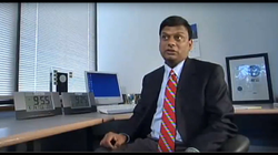 BBC News coverage for MAQ Software, featuring an interview with Rajeev Agarwal.