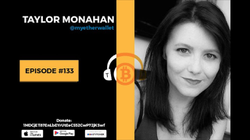 Bitcoin Podcast's interview with Taylor Monahan (Episode #133)