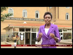 Kenya - Supreme Court annuls elections - BBC News Channel