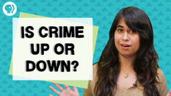 Why Can't Anyone Agree On The Crime Rate?