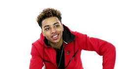 Lucas Coly saysschool was his main struggle and that he barely graduated high school