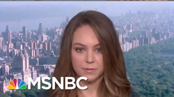 Natasha Bertrand                              :                               Robert Mueller                              ​'s Probe Shifting To Criminal Investigation |                               MSNBC                              ​