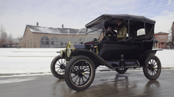Test drive of the Model T