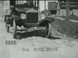 Footage of the Model T off-roading