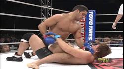 Shinsuke Nakamura vs Daniel Gracie