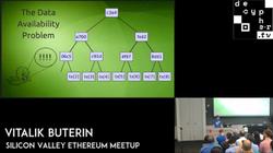 Vitalik speaking on Scalability Problems