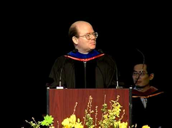Reed College Commencement 2010: Larry Sanger (part 1 of 3)