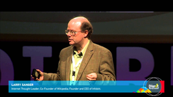 Disrupt Startup ScaleUP 2014_ Larry Sanger
