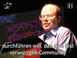 Elektrischer Reporter S01E05 - Larry Sanger über Wikipedia und Citizendium