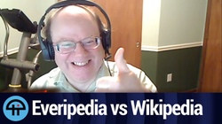 YouTube - The Difference Between Everipedia and Wikipedia - Interview with Larry Sanger