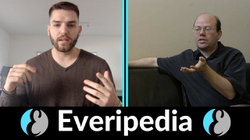 YouTube - Dallas Rushing Interview With Larry Sanger Co-Founder Of Wikipedia | Advisor To Everipedia (EOS)