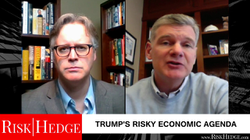 """Mark Yusko says """"America could be on a dangerous path with Trump"""" in an interview with Risk Hedge"""
