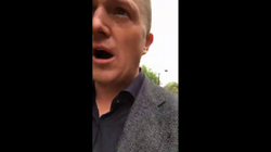 Livestream that got Tommy Robinson arrested in 2018