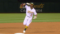 Opening Day 2017 game recap (Angels vs. A's; April 3, 2017)