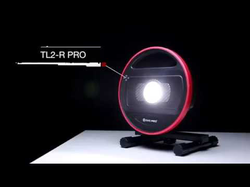 Elwis TL2-R Task Lamp - YouTube