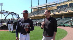Get to know Mallex Smith (as a Braves prospect)