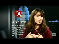 The Agenda with Steve Paikin                              :Zeynep Tufekci: Social Media Tools of Dissent