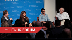 Harvard Institute of Politics                              : #Democracy on Fire: Twitter, Social Movements, and the Future of Dissent