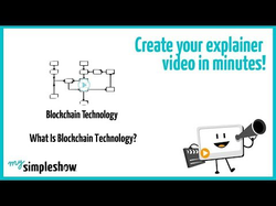 Find out about Blockchain Technology and the science behind Bitcoin. We've explained it simply in this mysimpleshow.com made video.