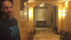 LaVar Ball gives an exclusive tour of his new house; it has an elevator and weight room (via                               ESPN                              ​)