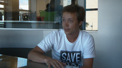 Bitcoin Foundation's Brock Pierce responds to controversy.