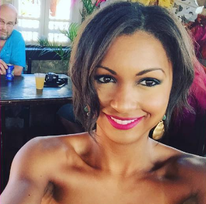 Eboni williams hot