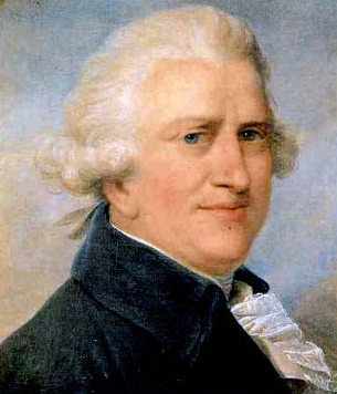The nationalist Corsican leader Pasquale Paoli; portrait by Richard Cosway, 1798