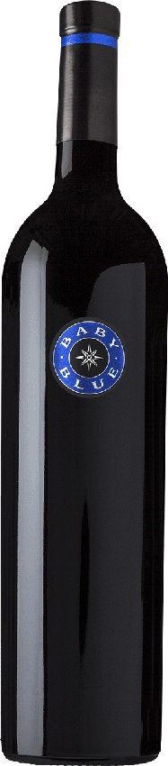 Blue Rock 2012 Bordeaux Red Blend Baby Blue