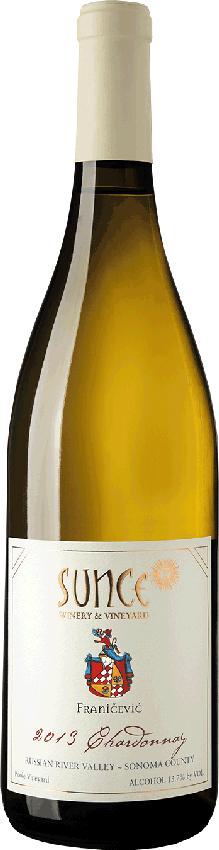 Sunce 2013 Chardonnay Russian River Valley