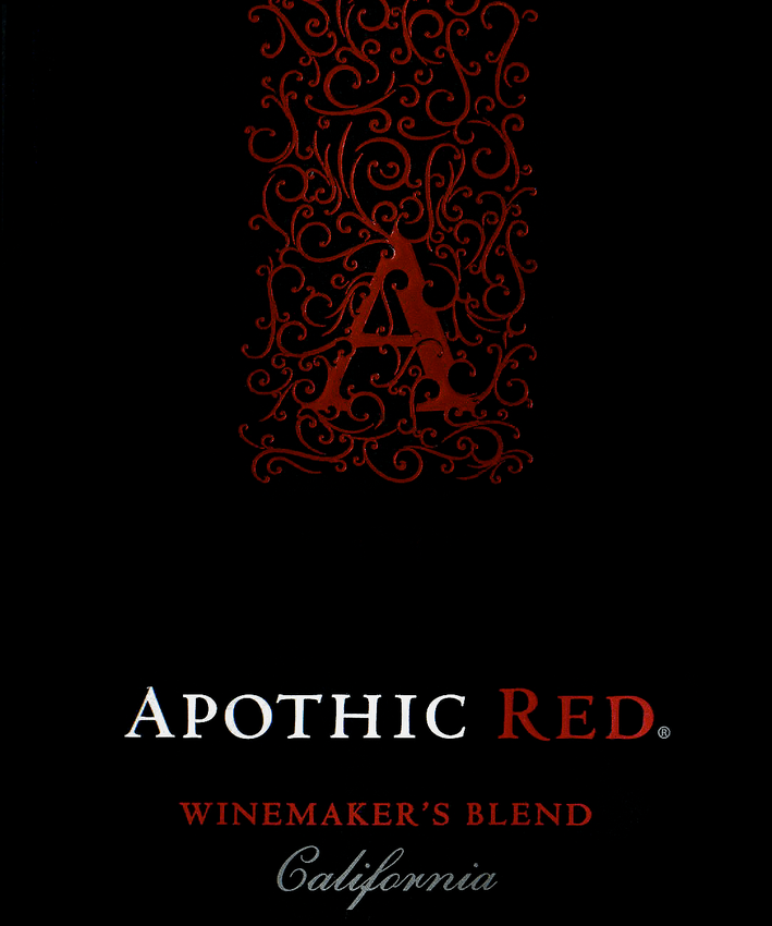 2013 Apothic Winemakers Red Blend