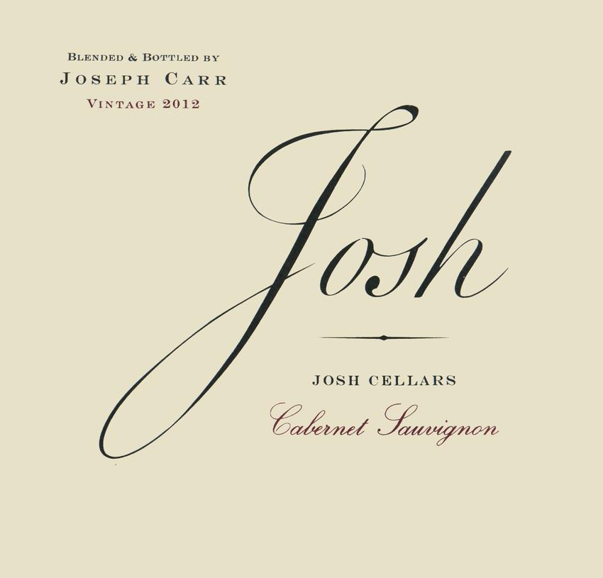 2012 Josh Cellars Cabernet Sauvignon
