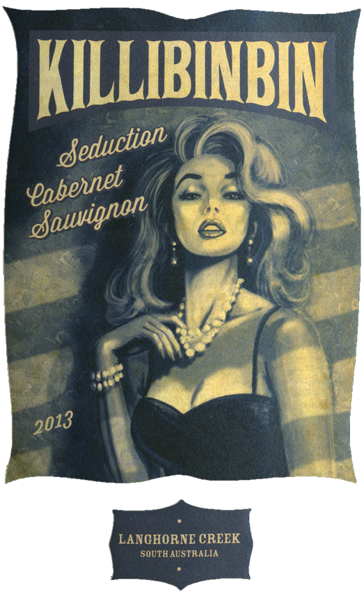 2013 Killibinbin Seduction Cabernet Sauvignon Langhorne Creek