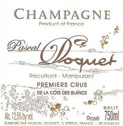 2004 Pascal Doquet Vertus Premier Cru