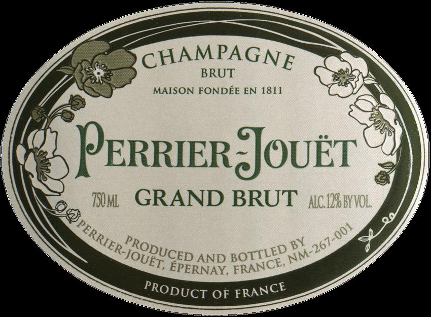 Perrier Jouet Grand Brut
