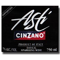 Cinzano Asti Spumante