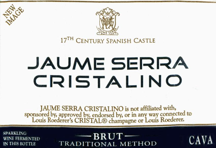 Jaume Serra Cristalino Brut