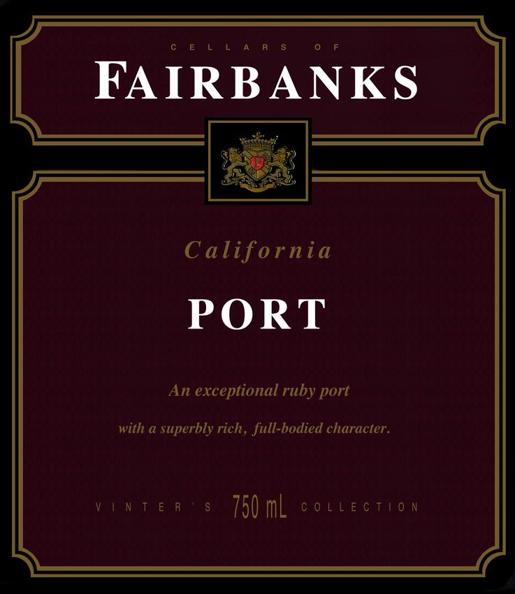 Gallo Fairbanks Port