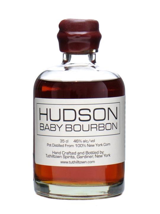 Hudson Baby Bourbon Tuthilltown Distillery