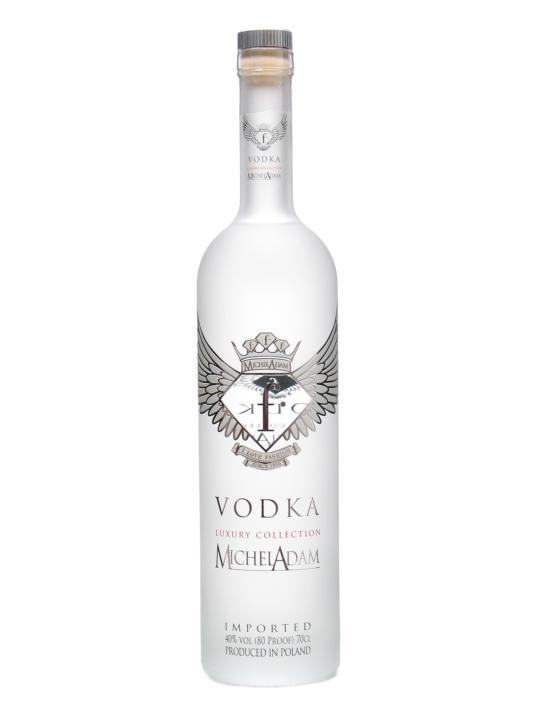 Michel Adam F. Vodka Luxury Collection