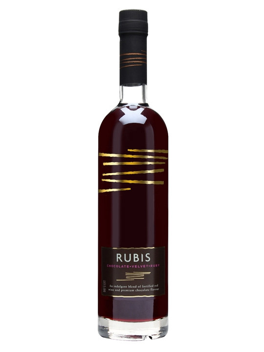 Rubis Chocolate Wine Chocolate-Velvet-Ruby