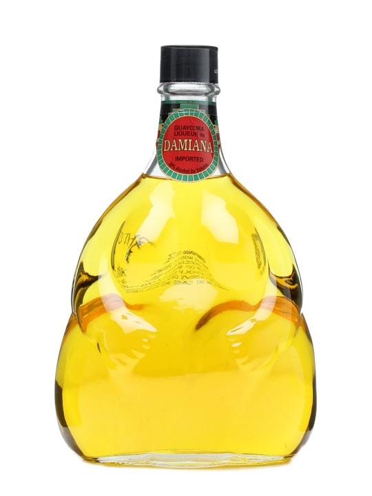 Damiana Mexican Liqueur