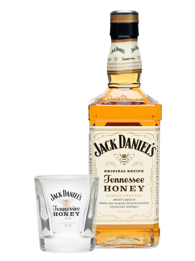 Jack Daniel's Tennessee Honey Whiskey Liqueur