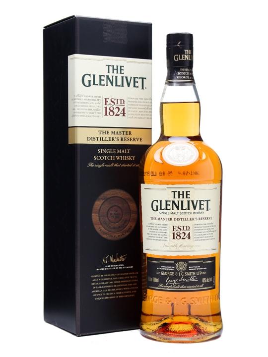 Glenlivet Master Distiller's Reserve