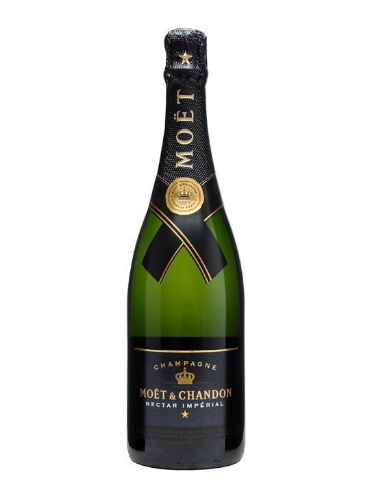 Moet & Chandon Nectar Imperial NV Champagne