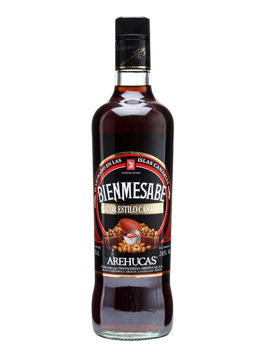 Arehucas Bienmesabe Liqueur