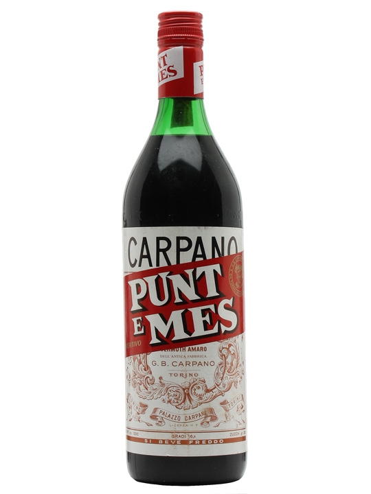 Punt e Mes Vermouth Bot.1980s