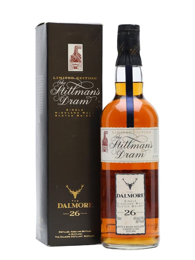 Dalmore 26 Year Old Stillman's Dram