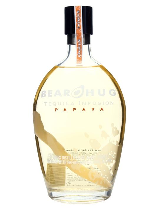 Bear Hug Papaya Tequila Infusion Liqueur