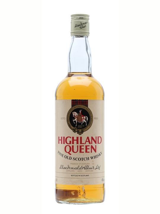 Highland Queen Bot.1980s